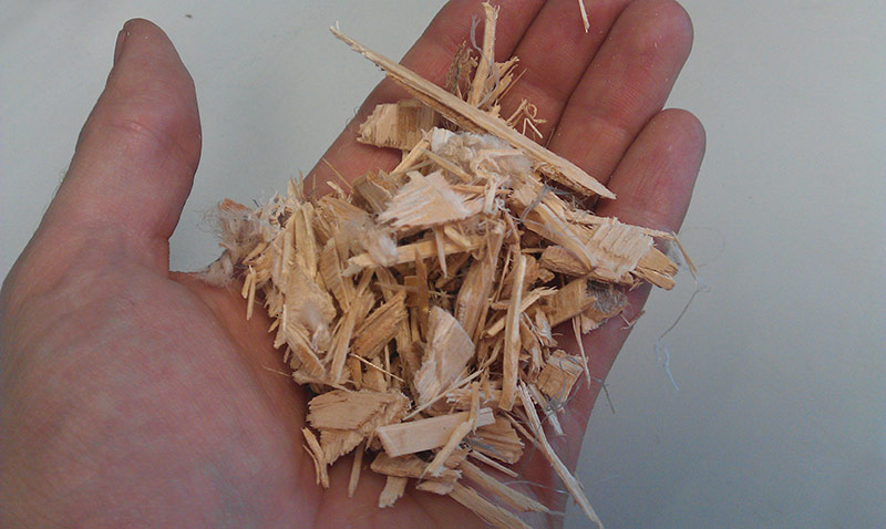 Recycled Woodchip
